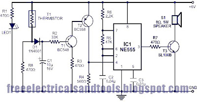 Free Schematic Diagram: 08/01/2009 - 09/01/2009