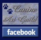 Canine Art Guild on Facebook