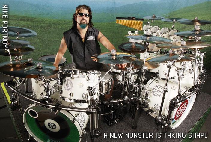 cobus un gran baterista