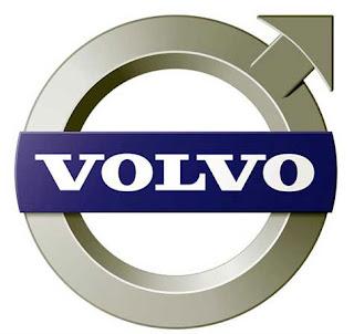 Volvo logo volvo car