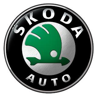 Skoda logo car