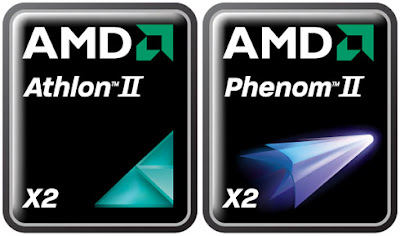 AMD Phenom II and Athlon II