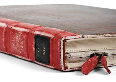 BookBook Case protects you Macbook