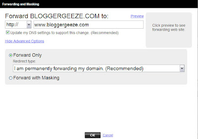 How to set up Blogger custom domain with GoDaddy