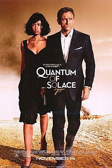 Quantum of Solace James Bond Movies and Actors