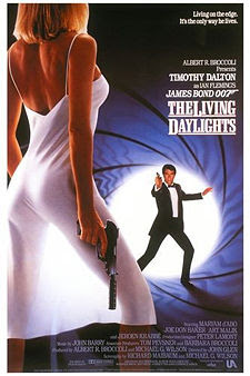 The Living Day Lights James Bond Movies and Actors