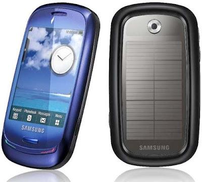 Samsung's Blue Earth