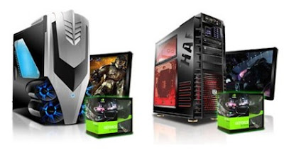 iBuyPower Unveils Gamer Fire 640 and Gamer Paladin F830 -GeForce 3D Vision