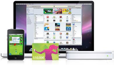 Apple counts 1 billion app downloads –throws Apple bundle prize
