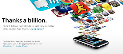 Apple iPhone App download