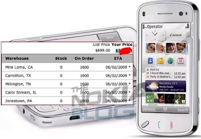 Nokia N97 North America release