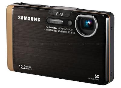 Samsung ST1000 Wi-Fi camera