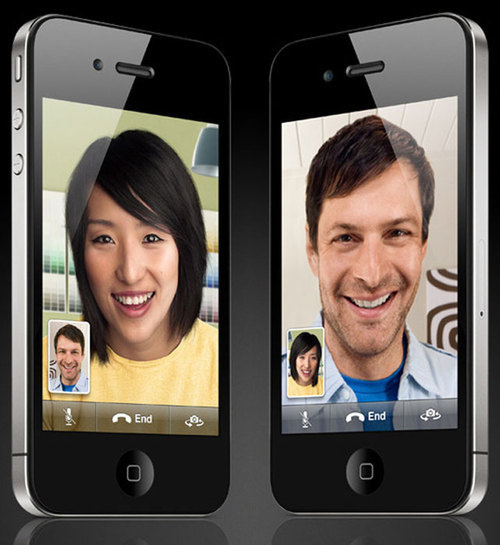 iPhone 4 FaceTime Video Sex Line Chat - free iPhone 4