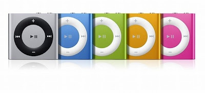 Apple Media Event Highlights: New iPod Lines, iTunes 10 and Apple TV