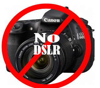 Don't bring your DSLR cameras in Kuwait