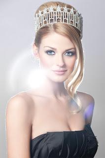 Miss Michigan USA 2011, Channing Pierce