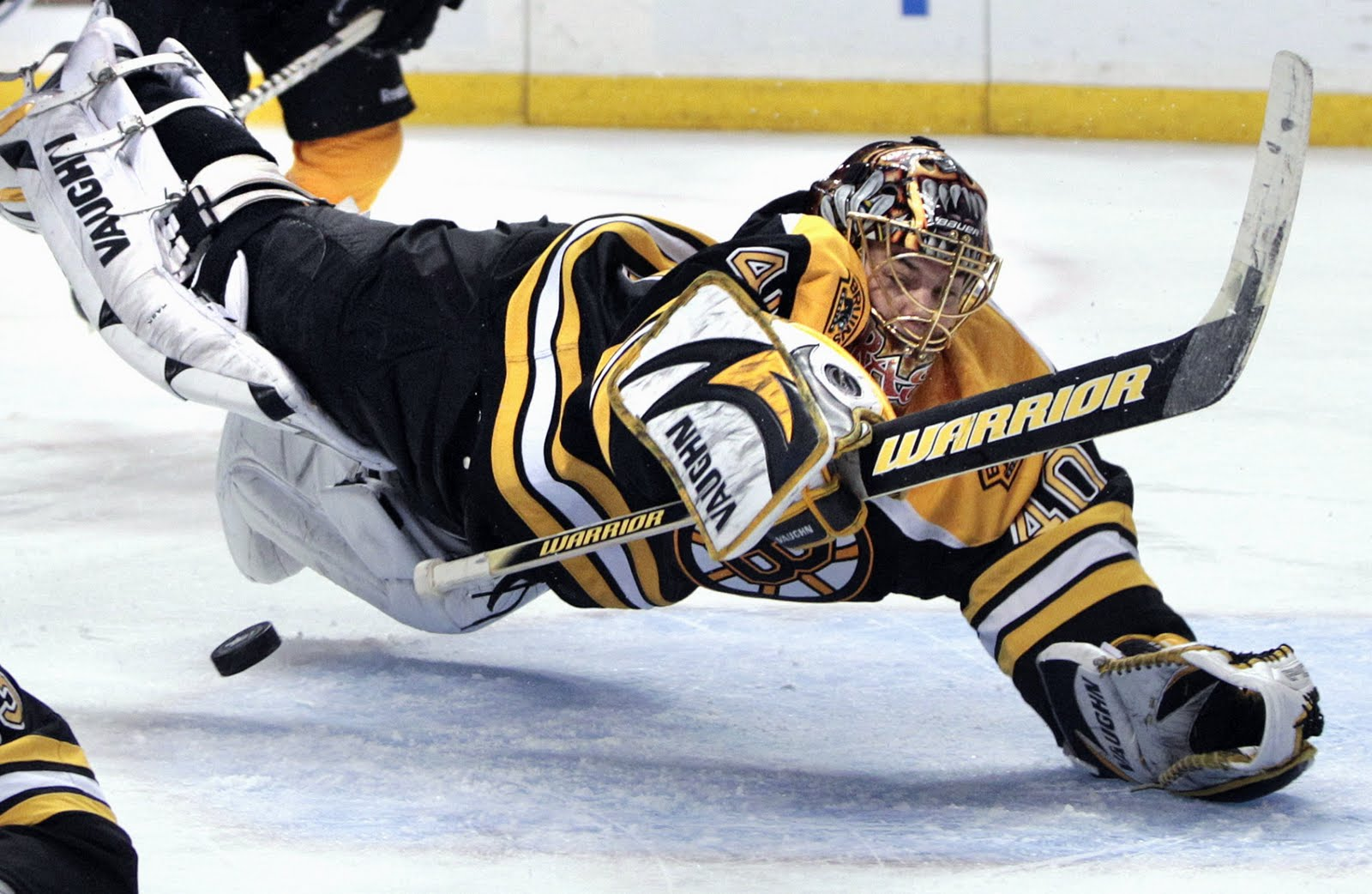File Under 'What Was That Other Guy's Name... Tim? Thomas?': Tuukka Rask Evolving Into One Of Game's Best