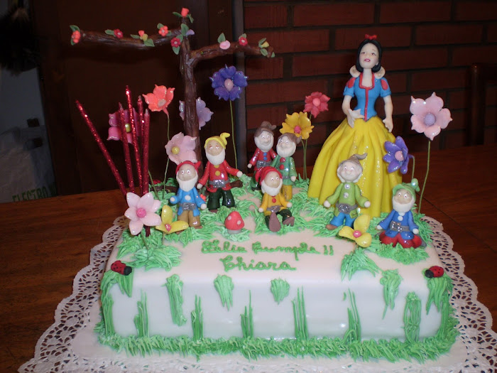 infantil, Blancanieves y los 7 enanitos