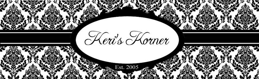 Keri's Korner