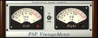PSP VINTAGE METER