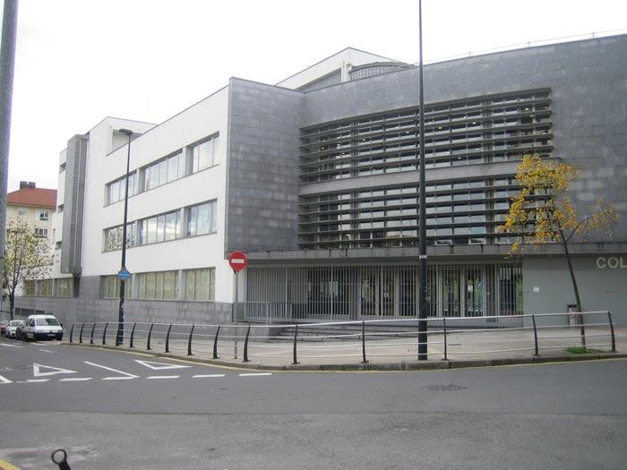 Fotos de arquitectura edificios en miribilla - Colegio arquitectos bilbao ...
