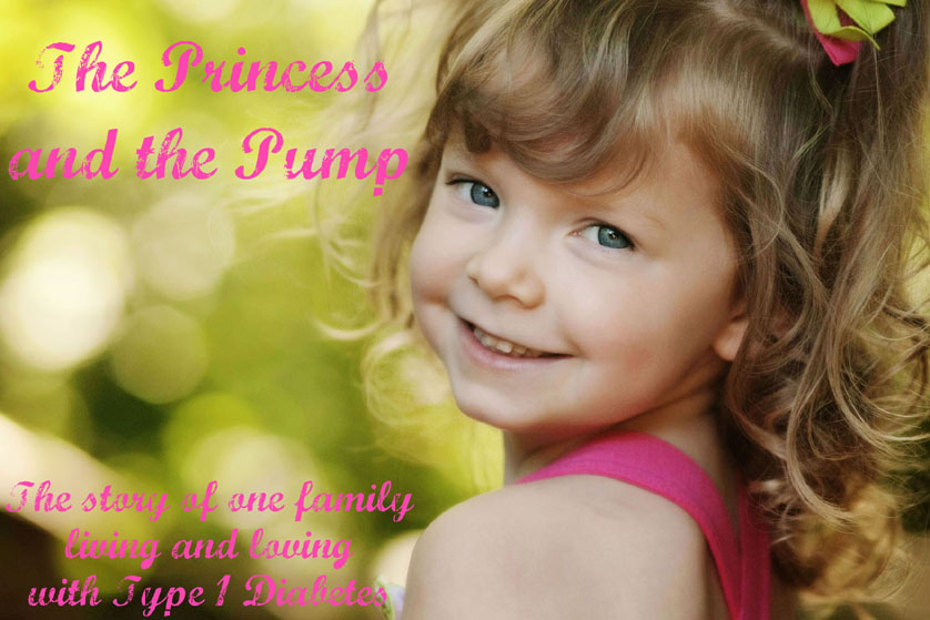 The Princess and The Pump: A Type 1 Diabetes Blog