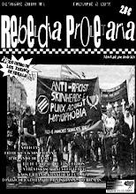 Fanzine rebeldia proletaria