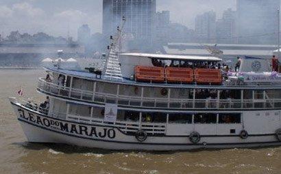 Barcarena: piratas fogem após assalto a barco
