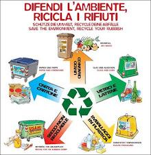 Guida ad un corretto conferimento dei rifiuti