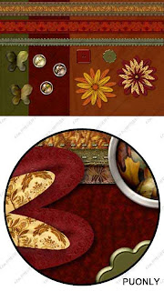 free sept minikit preview Free Fall Mini Kit DSS Sept Color Challenge (PU Only)