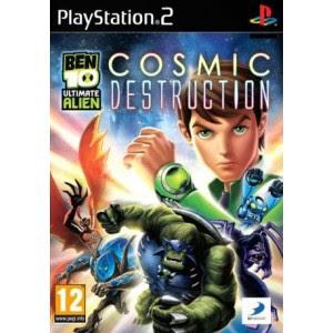 ben 10 juego de ben 10 alien último cosmic destrucción lo que
