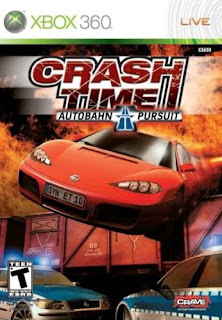 Download Crash Time Autobahn Pursuit XBOX 360