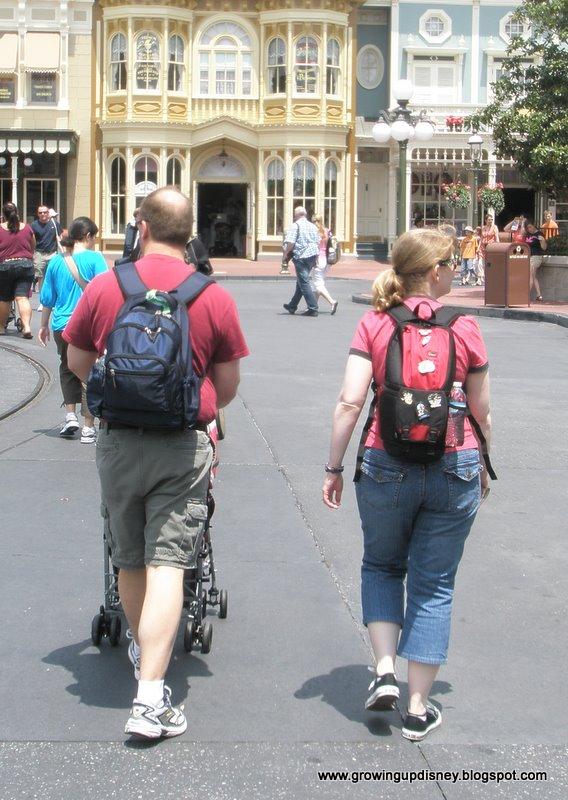 Ng Your Disney Diaper Bag