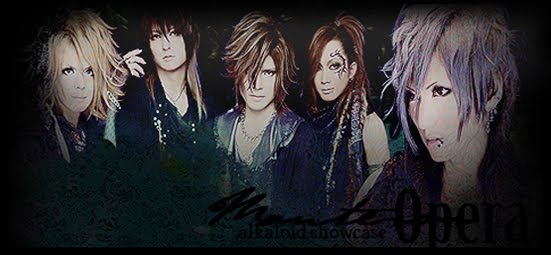 :: Alkaloid Showcase - 摩天楼オペラ Fansite ::