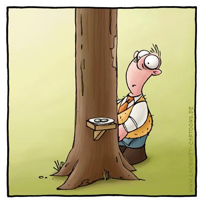 Klowitz pinkeln Baum Geld Klogeld Klogroschen Toilette Cartoon Cartoons Witze witzig witzige lustige Bildwitze Bilderwitze Comic Zeichnungen lustig Karikatur Karikaturen Illustrationen Michael Mantel lachhaft Spaß Humor