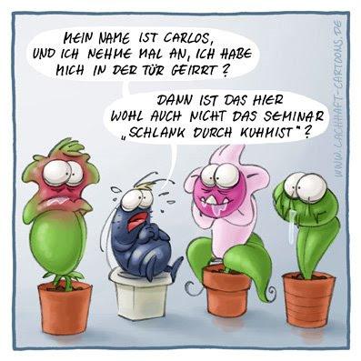 Hannibal die fleischfressende Pflanze Stubenfliege dicker Brummer fressen Seminar Therapie Irrtum Verwechslung schlank durch kuhmist Abnehmkur abnehmen Diät Cartoon Cartoons Witze witzig witzige lustige Bildwitze Bilderwitze Comic Zeichnungen lustig Karikatur Karikaturen Illustrationen Michael Mantel lachhaft Spaß Humor