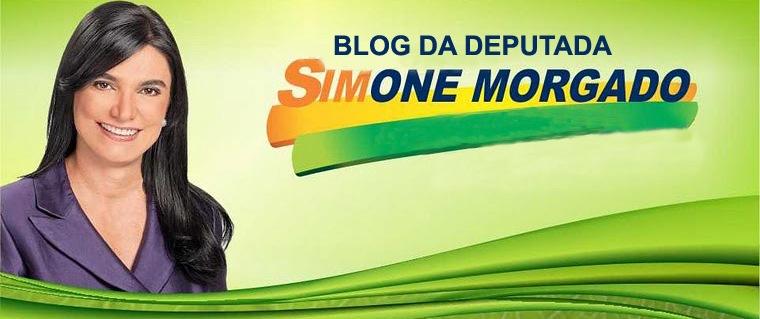 Dep. Simone Morgado