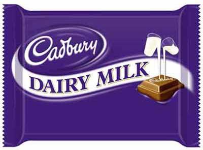 Cadburys Chocolate Bar Cake