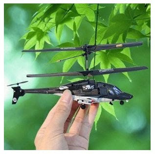 mini rc helicopter airwolf image