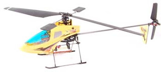 Honey Bee RC Helicopter Image