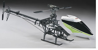 X-Cell Furion 450 Helicopter Kit Images