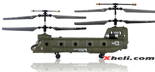 Syma S026 Chinook 3 CH RC Helicopter Images