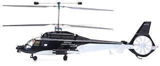 Walkera Lama 400 Electric RC Helicopter Images