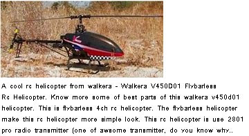 walkera v450d01 rc helicopter images