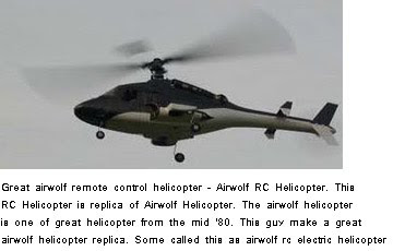 airwolf helicopter rc images