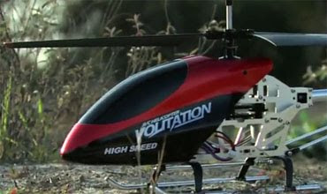 RC Helicopter 9053 volitation