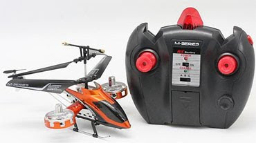 Alloy 4CH IR RC Helicopter With Gyro