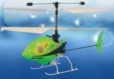 nine eagles mini rc helicopter