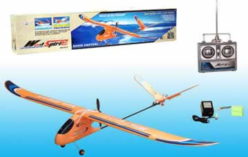 winds pirit rc planes