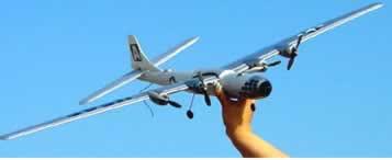 B-29 Bomber plane